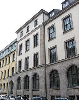 Luisenstraße in München