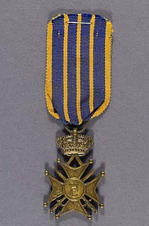 Luxembourg War Cross