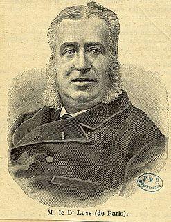Jules Bernard Luys French neurologist