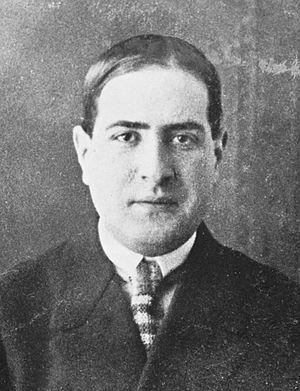 1916 in Portugal - Mário de Sá-Carneiro