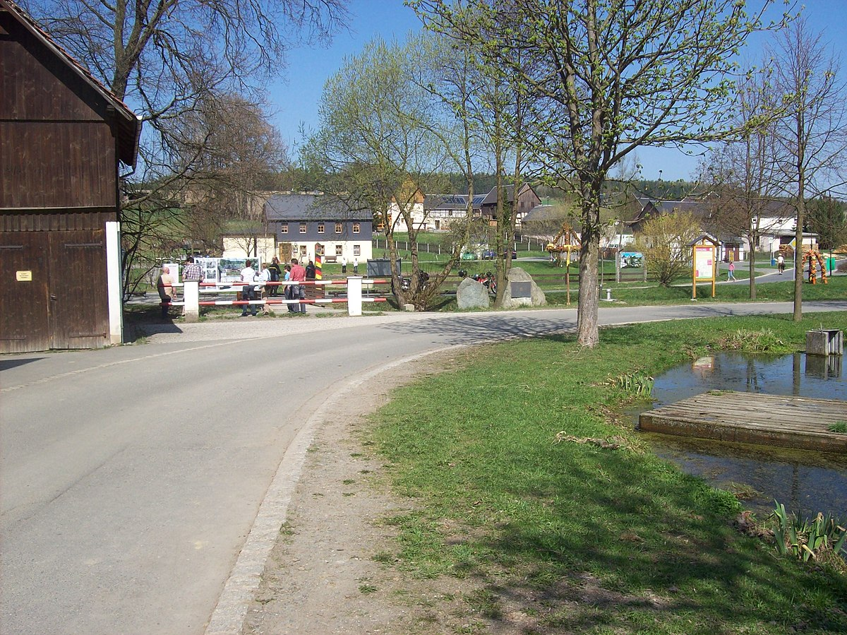 Mödlareuth