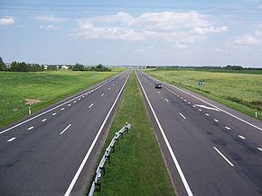 M1 highway Belarus Wikipedia