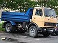 MAZ truck in Tallinn.JPG