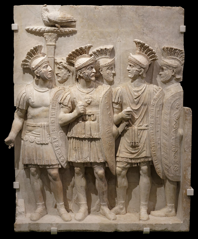 Praetorians Relief Wikipedia