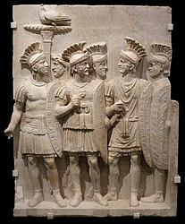 Praetorians Relief