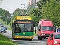 MOs810 WG 23 2016 (Zaglebiowskie Zakamarki) (Tychy Trolejbus) (Pilsudskiego.).jpg