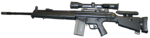 MSG 90 rifle museum 2014.png