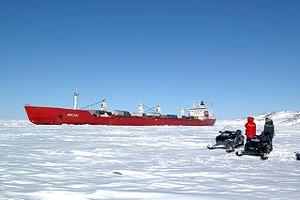MV Arctic - MV Arctic