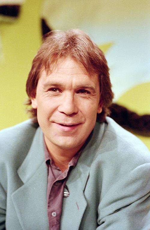 Maarten Spanjer in 1992