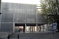 Maastricht, Herdenkingsplein, Stadsacademie03.jpg
