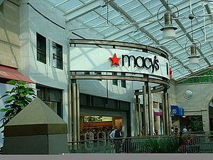 Macy's Central - The flagship Macy's Central store, at Lenox Square in Atlanta.