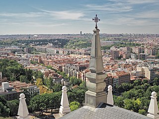 Imperial (Madrid) Neighborhood of Madrid in Madrid, Madrid, Spain