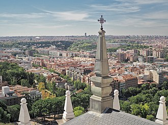 Imperial (Madrid) - Image: Madrid, Almudena (37907471784)