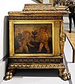 Maestro di marradi, cassone con la storia del maestro di falerii, 1490 ca. 01.jpg