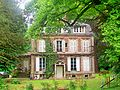 Magny-en-Vexin (95), hôtel particulier à l'emplacement de l'ancien hôtel des chevaliers de l'Arquebuse, 1 rue de la Digue.jpg