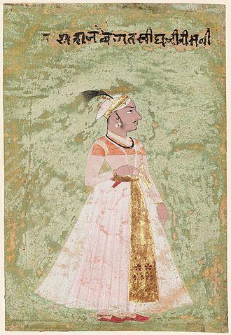 Jagat Singh II - Jagat Singh II
