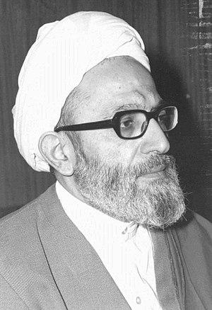 Iranian legislative election, 1988 - Image: Mahdavi Kani in 1981