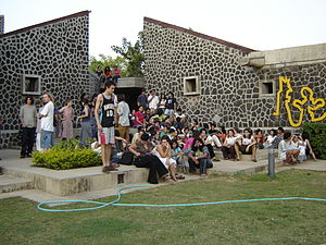 UWC Mahindra College - College Meeting, May 2005