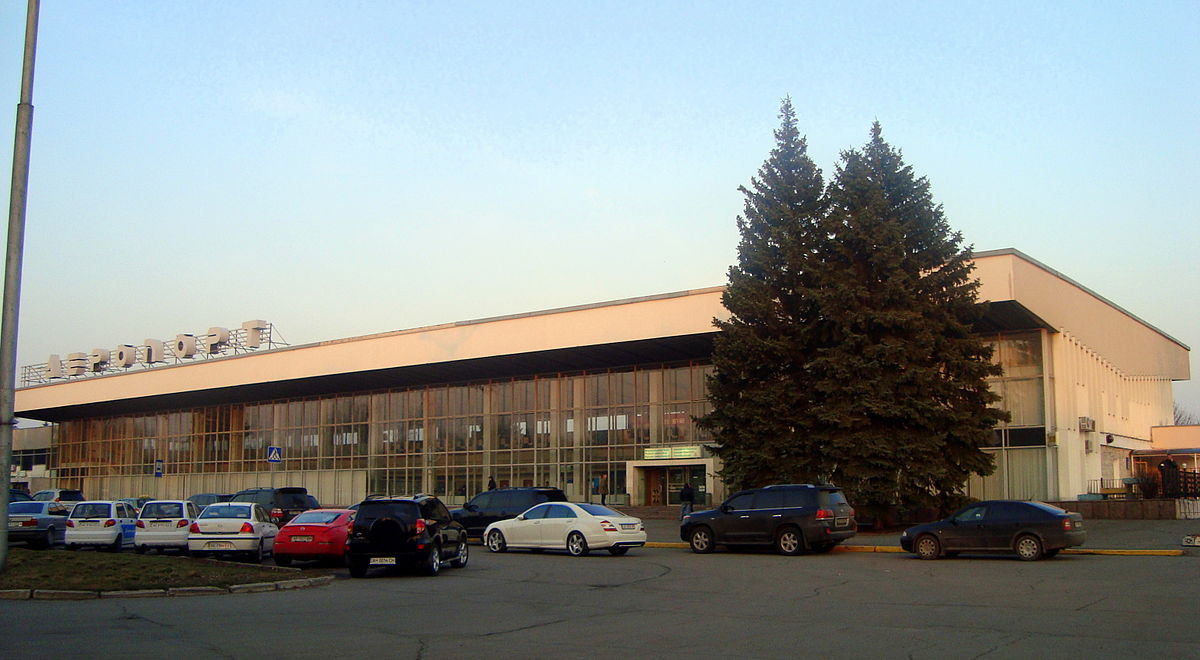 Dnipropetrovsk International Airport Wikipedia