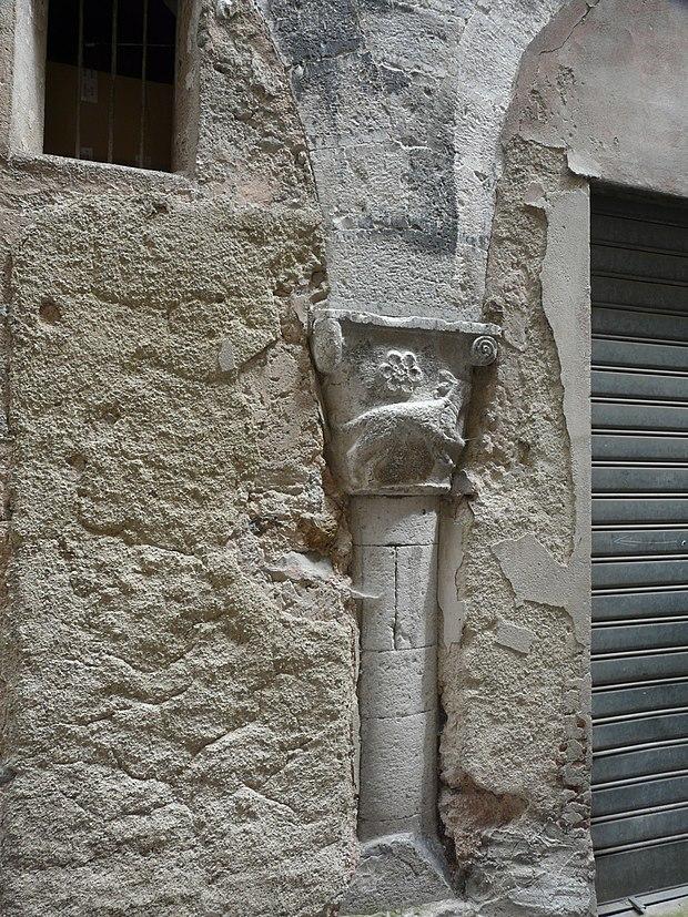 Monument historique à Sospel
