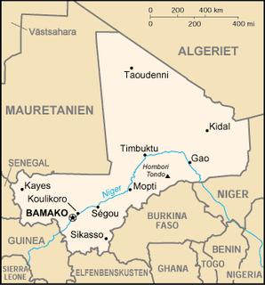 Mali and the World Bank