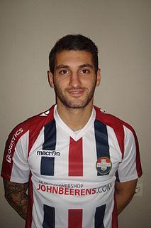 Norair Aslanyan Armenian footballer