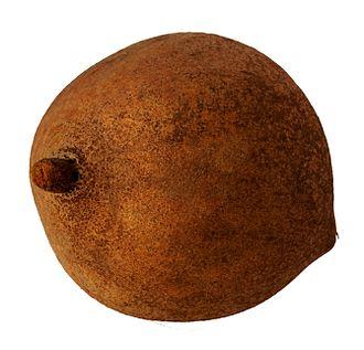 Mammea americana - A mammee apple