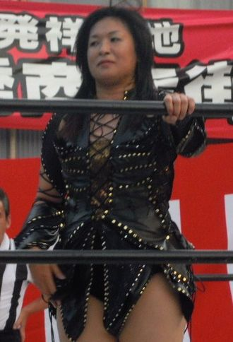 Manami Toyota - Toyota in August 2010