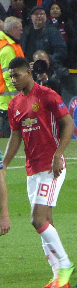 Manchester United v AS Saint-Étienne, February 2017 (31) (cropped).jpg