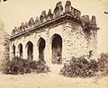 Mandapa near Gymnasium Hall -Granary-, Gingi -Gingee-, South Arcot District.jpg