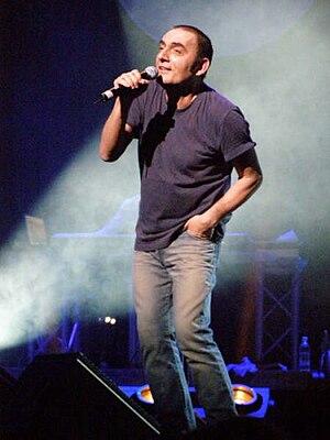 Mango (singer) - Mango, Acchiappanuvole Tour in Udine (2009)