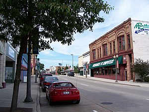 National Register of Historic Places listings in Manitowoc County, Wisconsin - Image: Manitowoc Wisconsin