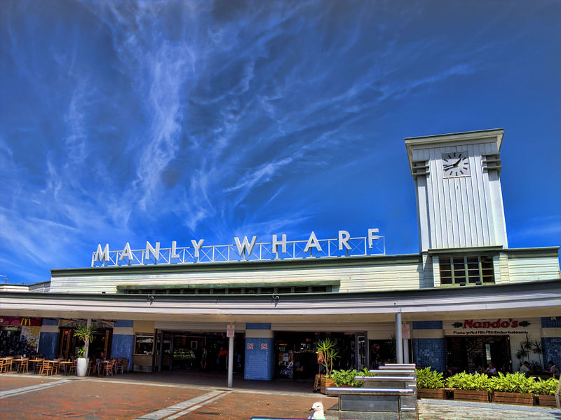 Puerto de Manly