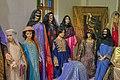 Mannequins in traditional Qatari women's attire.jpg
