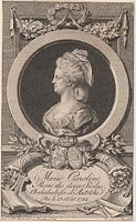 Mansfeld after Tagliolini - Maria Carolina of Austria.jpg