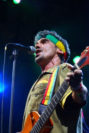Manu Chao - Manu Chao in Prospect Park, Brooklyn, June 2007