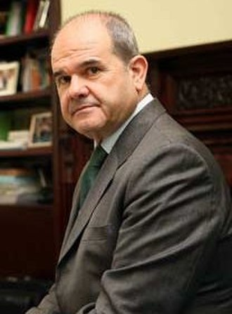 President of Andalusia - Image: Manuel Chaves