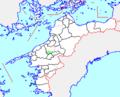 Map.Ikazaki-Town.Ehime.PNG
