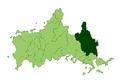 Map Iwakuni, Yamaguchi.png