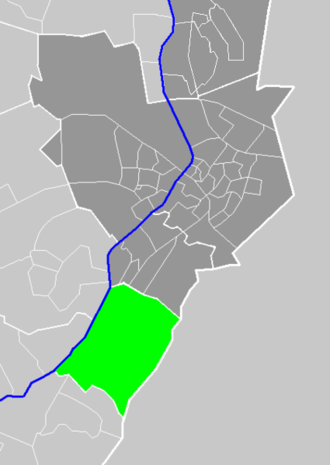 Belfeld - Image: Map Venlo NL G Belfeld