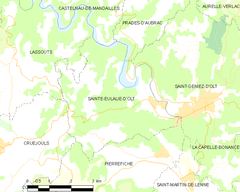 Map commune FR insee code 12219.png
