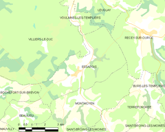 Map commune FR insee code 21250.png