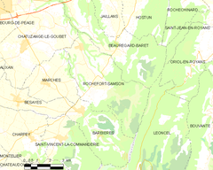Map commune FR insee code 26273.png