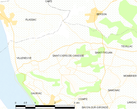 Map commune FR insee code 33388.png