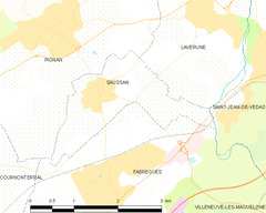 Map commune FR insee code 34295.png