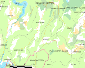 Map commune FR insee code 39269.png