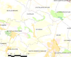 Map commune FR insee code 49233.png