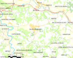Map commune FR insee code 64499.png
