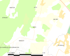 Map commune FR insee code 71572.png