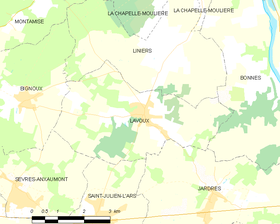 Map commune FR insee code 86124.png